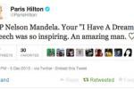 Traurig aber wahr: Nur dank diesem gefälschten Tweet interessieren sich die Medien wieder mal für Hilton.