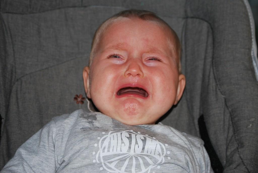 Keiner zu klein, um ein Loser zu sein. Obwohl noch nicht mal ein Jahr alt, wurde der kleine Robert schon geschlagen. Sein gerade mal 17 Monate alter Bruder Kai war schneller im Krabbeln. Immerhin, im Hässlich-aussehen-beim-Weinen schlägt Robert keiner.