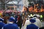 Bereits in der Vergangenheit war Zürich der Schauplatz barbarischer Szenen, inklusive der Verbrennung eines weissen Mannes auf dem Scheiterhaufen.