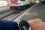 Das Foto beweist: Die S12 war gemäss Funk-Rolex 57 Sekunden zu spät.